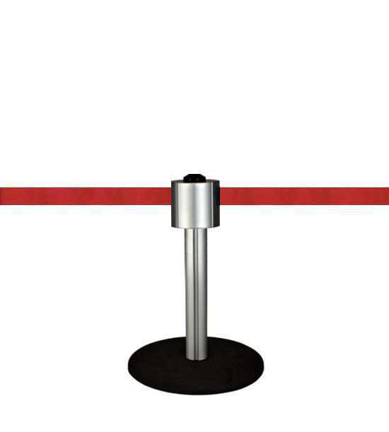 Storetrac Mini - Aluminium - 12m - Extra longue sangle XXL rouge