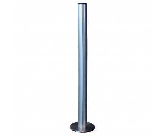 Poteau pour barrière modulaire
