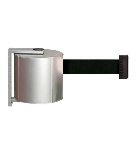 Muurcassette XXL, aluminium (10m of 20m band)