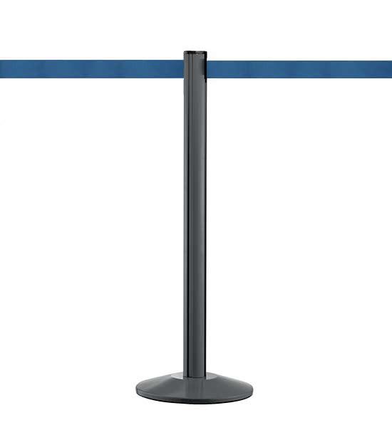 Personenleitsystem Beltrac™ anthrazit, Gurt hell blau