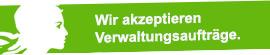 Verwaltungen, Gemeinden, Rathäuser: Verwaltungsaufträge akzeptiert!